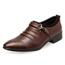 Fugui Xiangruihu Business casual dress set foot single shoes men's shoes