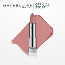 MAYBELLINE Lipstick Color Sensational Powder Matte-NUDEILLU
