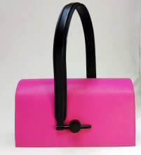 ZUSI Halo Fashion Special Square Shoulder Bag – Pink& Black