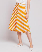 THIS IS APRIL - Shally Skirt - Yellow 267703 All Size