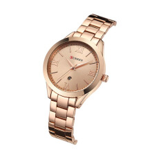CURREN Watch Women Casual Quartz Wristwatches feminino Casual Fashion Ladies Gift Wristwatch relogio