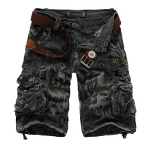 SBART Men Casual Cargo Shorts Camouflage Summer Outdoor Hiking Climbing Loose Cargo Baggy Shorts