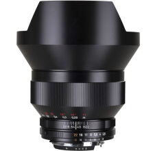 [free ongkir]ZEISS Distagon T* 15mm f/2.8 ZF.2 Lens for Nikon - Black