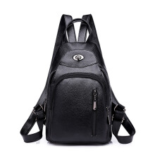 Wei's Women's Choice Fashion Backpack Hot Backpack PU Waterproof Backpack B-NVBM6903