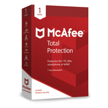 McAfee® Total Protection™
