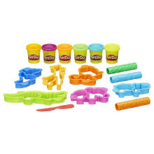 Play-Doh Make n Mix Zoo - B1168