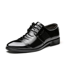 Fugui Xiangruihu Business new men's dress British shoes