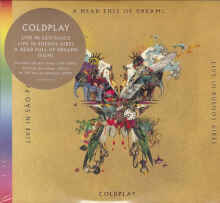 wali shop Coldplay Live in Buenos Aires / Live In Sao Paulo CD DVD
