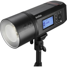 Godox AD600Pro Witstro All-In-One Outdoor Flash Black