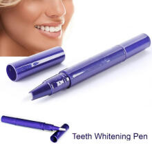 Farfi 2.5ml Teeth Whitening Pen Gel Tooth Bleaching Stains Removal Home Dental Kit as the pictures