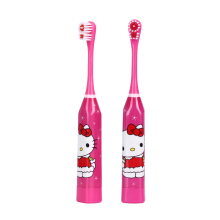 Jantens Electric Toothbrush Children Pattern Double-sided Tooth Brush