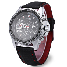 M1010 Male Quartz Watch Multifunctional Water Resistance Wristwatch