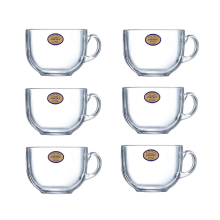 FORMIA Jumbo Cup 50cl Set of 6 - Z29153