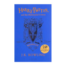 Harry Potter And The Philosopher`S Stone - Ravenclaw Edition Import Book -  J. K. Rowling - 9781408883778