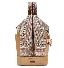 Sakroots City Backpack Sand One World