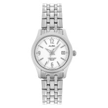 Alba AXT863X1 Ladies White Dial Stainless Steel [AXT863X1]