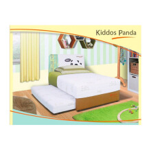 GOOD DREAMS Kids Series Mattrass Full Set - Kiddos Panda / 120 x 200 cm