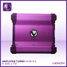 VENOM Turbo Amplifier V 500.1 TO Monoblock