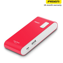PISEN Color Power 5600Mah Li-ithium batere Power Bank Garansi 18 Bulan