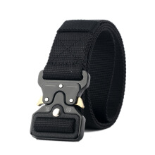 AWMEINIU Multifunctional nylon male army fan tactical belt