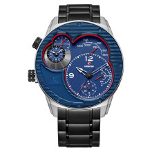 Expedition E 6737 MT BIPBU Men Sport Blue Dial Stainless Steel [EXF-6737-MTBIPBU]