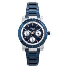 Alexandre Christie AC 6141 BF BTUBU Ladies Blue Dial Blue Stainless Steel Strap [ACF-6141-BFBTUBU]