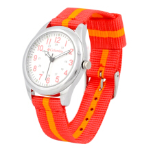 Moment watch Columbia CA016-800 - jam tangan - Nylon Strap - Orange Orange