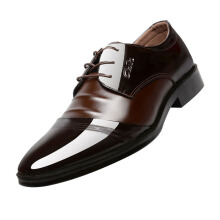SiYing Casual shoes men's business dress shoes