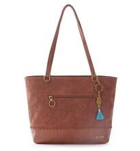 Sakroots Arcadia Medium Satchel Bag Tobacco Brown