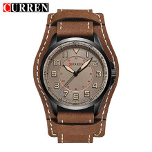 CURREN Top Brand Design Business Quartz Watches Men Luxury Full Steel Wristwatch 8279