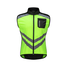 Aosen Windproof Cycling Vest Reflective jersey