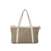 Pre-Owned Gucci GG Canvas Tote Shoulder