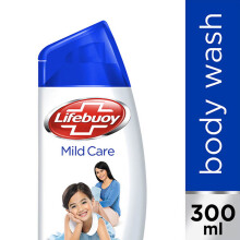 LIFEBUOY Body Wash Mild Care 300ml