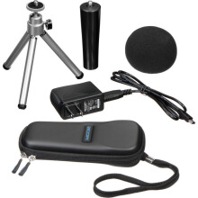 Zoom APH-1 Accessory Package for H1 Handy Recorder Black