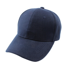 Canvas Hat Adjustable Polo Style Washed Baseball Cap Plain Solid Visor