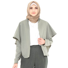 BIA BY ZASKIA MECCA Hella Outer - Sage Green