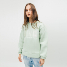 Bel.Corpo Statement SweatShirt - Green