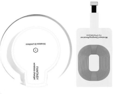 WECOOL W713 Wireless charger for Android type1 White color