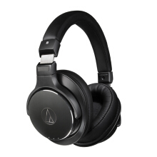 AUDIO TECHNICA ATH-DSR7BT Wireless Over-Ear Headphones with Pure Digital Drive - Black