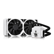DEEPCOOL Captain 240 EX Liquid Cooler - White