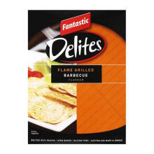 FANTASTIC Delites Crackers Barbeque #400 80g