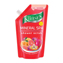 KLINSEN Shower Scrub Mineral Spa Refill 500ml