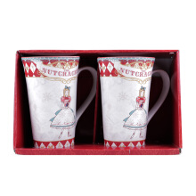 222 FIFTH - Tall Mug - Set of 2 - Nutcraker B