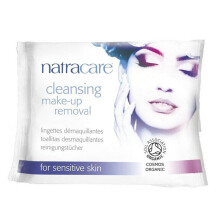 NATRACARE Make-Up Removal Wipes (NEW) 20's