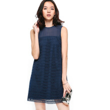 LOVE, BONITO HY3276 Dress - Navy