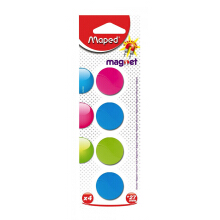 MAPED Magnet 27mmX4 Blister