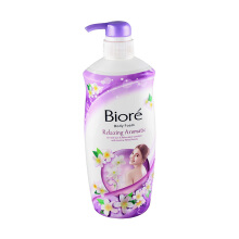 BIORE Body Foam Relaxing Aromatic Pump 600 ml