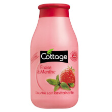 COTTAGE Strawberry & Mint Revitalizing Shower Gel 250ml