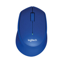 LOGITECH Mouse Wireless M331 Silent - Blue