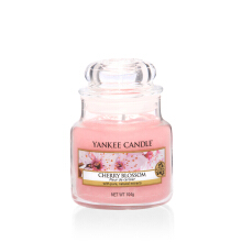 Yankee Candle Small Candle Jar - Cherry Blossom - 104gr